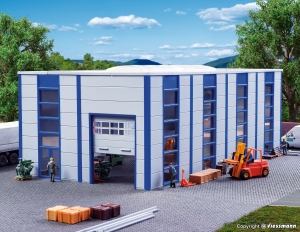 Kibri 39250 H0 Hala magazynowa / przemysłowa