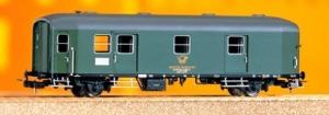 Piko 53263 Wagon pocztowy 2p/13 DBP, Ep. IV