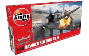 Hawker Sea Fury FB.II 1:48