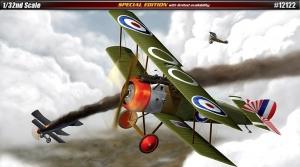 Academy 12122 Sopwith Camel F.1 1WW Centenary
