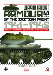 Vallejo 75014 Książka: Warpaint Armour 1 - Armour of the Eastern Front 1941-1945