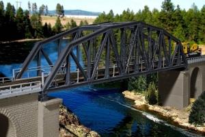 Kibri 39700 Most kolejowy kratownicowy