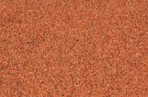 Szuter 0,5-1,0 mm, 200 g - czerwono-brązowy
