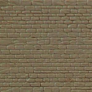 Kibri 34118 Płytka modelarska 20x12 cm - Ściana kamienna
