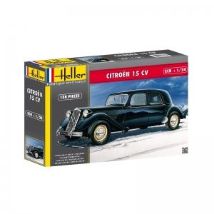 Heller 80763 Citroen 15 CV - 1:24