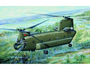 Trumpeter 01621 Helikopter CH-47 A Chinook - 1:72