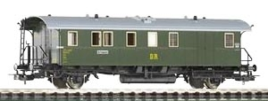 Piko 53150 Wagon pasażerski 2 kl., BPosttrp, DR, Ep. III