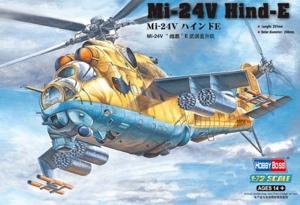 Hobby Boss 87220 Helikopter Mi-24V Hind-E - 1:72