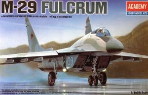 Academy 12615 MIG-29 Fulcrum