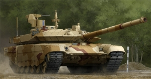 Trumpeter 09524 Russian T-90S modernised (Mod. 2013) - 1:35