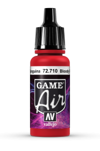 Vallejo 72710 Game Air 72710 Bloody Red