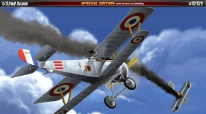 Academy 12121 Nieuport 17 1WW Centenary