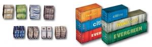 Heki 10650 Citiline - Kontenery i ładunki