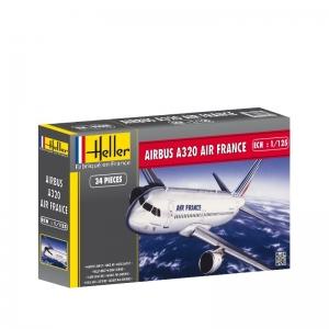 Heller 80448 Airbus A320 Air France - 1:125