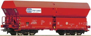 Self unloading hopper wagon Falns PKP Cargo, Ep. VI