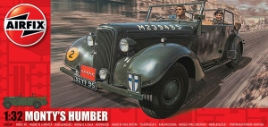 Airfix A05360 Monty Humber Snipe Staff Car 1:32