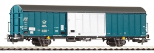 Piko 54493 Wagon towarowy Post 2ss-t/15, DPB, Ep. IV