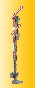 Viessmann 4701 Semafor dwuramienny Hp0/Hp2, Digital / Analog, H0