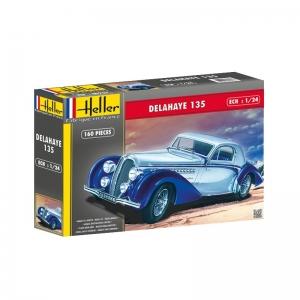 Heller 80707 Delahaye 135 - 1:24