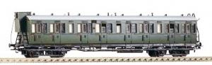 Piko 53215 Wagon pasażerski Bh.B4, DB, Ep. II