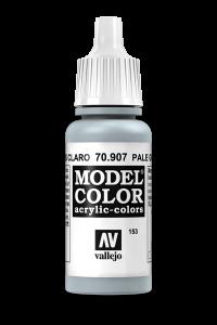 Vallejo 70907 Model Color 70907 153 Pale Greyblue
