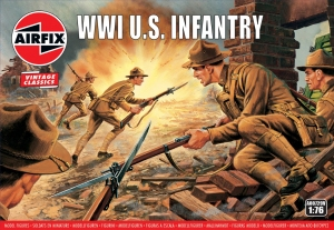 Airfix A00729V WW1 U.S Infantry??? - 1:76