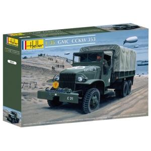 Heller 81121 Ciężarówka GMC - 1:35
