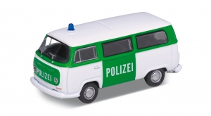 Vollmer 41680 Volkswagen Bus T2 1972 Policja