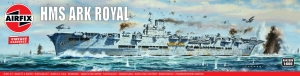 Airfix A04208V HMS Ark Royal - 1:600