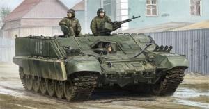 Trumpeter 09549 Rosyjski ciężki transporter opancerzony BMO-T - 1:35