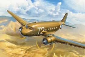 Hobby Boss 87264 C-47D Skytrain - 1:72