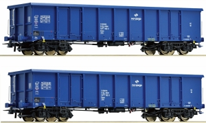 Zestaw 2 węglarek Eanos, PKP Cargo, Ep. VI