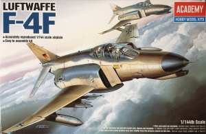 Academy 12611 F-4F Phantom