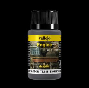 Vallejo 73815 Engine Effects 40 ml. Engine Grime