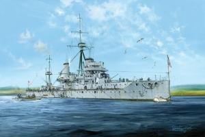 Trumpeter 05329 HMS Dreadnought 1915 - 1:350