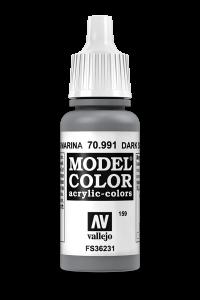 Vallejo 70991 Model Color 70991 159 Dark Sea Grey