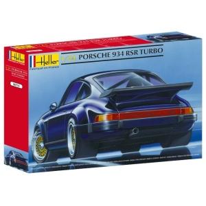 Heller 80714 Porsche 934 - 1:24