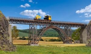Kibri 39704 Most kolejowy kratownicowy
