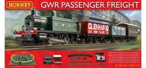 Hornby R1138P Great Western Passenger Freight Set