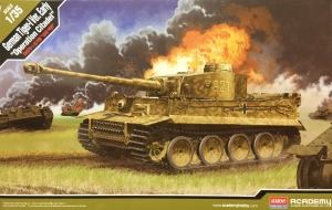 Tiger I Early Operation Citadel, 1:35