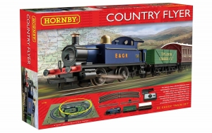 Country Flyer Train Set