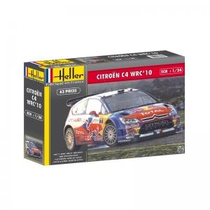 Heller 80756 Citroen C4 WRC 2010 - 1:24