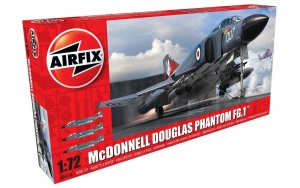 McDonnell Douglas FG.1 Phantom - Royal Navy 1:72