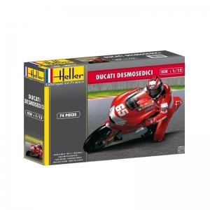 Heller 80912 Ducati Desmosedici Loris Capirossi - 1:12
