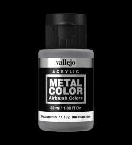 Vallejo 77702 Metal Color 77702 Duraluminium