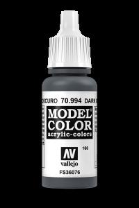 Vallejo 70994 Model Color 70994 166 Dark Grey