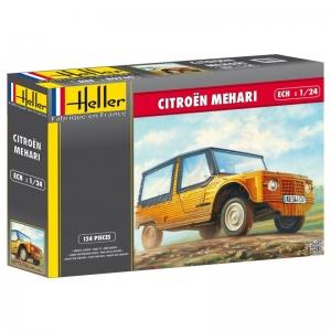 Heller 80760 Citroen Mehari - 1:24