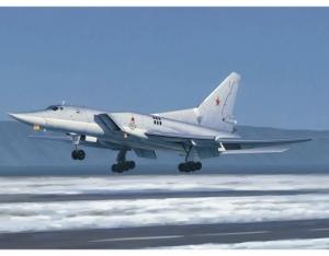 Trumpeter 01656 Bombowiec strategiczny TU-22M3 Backfire C - 1:72