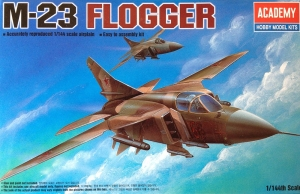 Academy 12614 MIG-23 Flogger