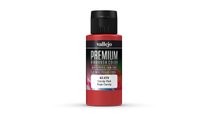 Vallejo 62074 Premium Color 62074 Candy Red